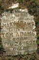 Mary Lou <I>Hennard</I> Adams