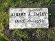 Profile photo:  Albert A. Emery