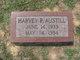 "Profile photo:  Harvey R ""Dutch"" Austill"