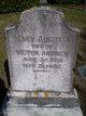 Mary Augusta <I>Matson</I> Ahonen