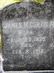 Profile photo: Dr James Marion Curtis
