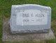 Cyril E. Allen