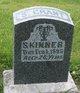 """Sidney Grant """"Grant"""" Skinner"""