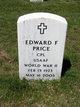 """Edward F """"Eddie"""" Price"""