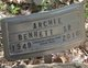 Profile photo:  Archie H. Bennett, Sr