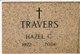 Hazel C. Travers