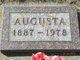 Augusta M <I>Nowek</I> Sandford