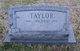 Walter Junior Taylor Jr.