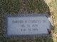 Harold R Corkins