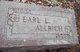 Profile photo:  Earl L Allrich