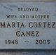 Marta C. <I>Cortez</I> Canez