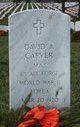 David A Carver