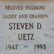 Steven D. Uetz