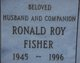 Ronald Roy Fisher