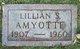 Lillian S <I>Hart</I> Amyotte
