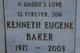 Kenneth Eugene Baker