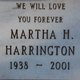 Martha H. Harrington