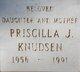 Priscilla J. Knudsen