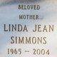 Linda Jean <I>Neal</I> Simmons