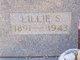 Lillie Ida <I>Sosebee</I> Allen