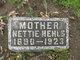 Nettie <I>Ullius</I> Nehls