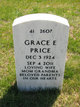 Grace <I>Goeller</I> Price