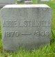 """Profile photo:  Adelaide """"Addie"""" <I>Clark</I> Stilwell"""