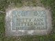 Profile photo:  Betty Ann Bitterman
