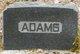 Profile photo:  Arthur C. Adams