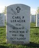 Carl P Lerager