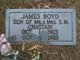 James Boyd Chastain