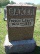 Forrest Lee Baker