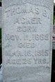 Thomas B. Acker