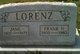 "Mary Ann ""Jane"" <I>Simpson</I> Lorenz"