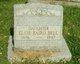 Elsie Louise <I>Baird</I> Bell