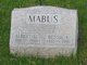 Bessie Katherine <I>Northrup</I> Mabus