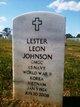 Lester Leon Johnson