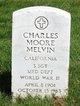 Charles Moore Melvin