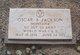 Oscar Albert Jackson