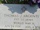 Thomas J Argenti, Jr