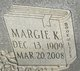 Margie K. Brown