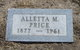 Alletta May Price