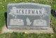 Profile photo:  Joseph John Ackerman