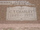 """Profile photo:  Charles T """"Charley"""" Abercrombie"""