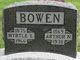 Myrtle Elva <I>Long</I> Bowen