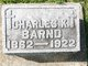 Charles Karl Barnd