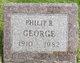 Philip Reynolds George