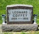 Profile photo:  Leonard P Coffey