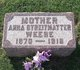 Anna <I>Streitmatter</I> Weese