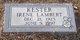 Irene <I>Lambert</I> Kester